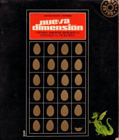 Nueva dimensión extra Vol. 1