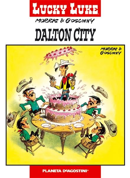Lucky Luke: Dalton C...