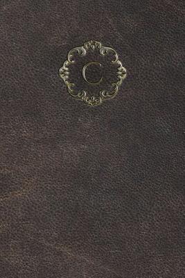 Monogram C Notebook