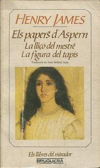 Els papers d'Aspern ...