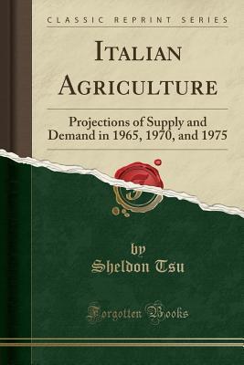 Italian Agriculture