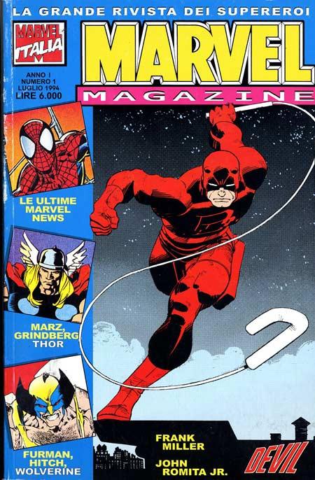 Marvel Magazine n. 1