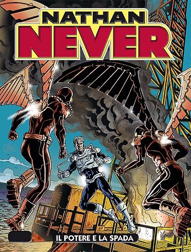 Nathan Never n. 275