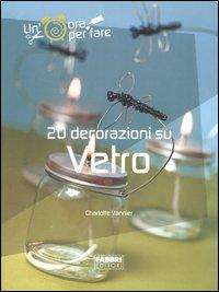 Venti decorazioni su vetro