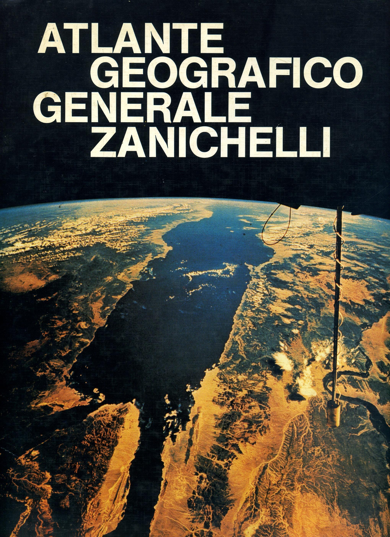 Atlante Geografico Generale Zanichelli