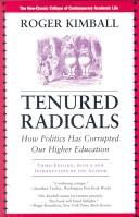 Tenured Radicals, 3rd Edition