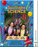 Spotlight Science 8 - Assessment Resource Bank Spiral Edition