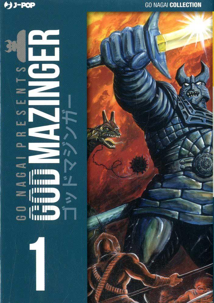 God Mazinger vol. 1