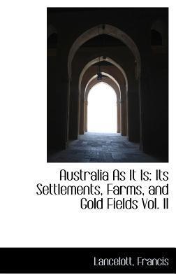 Australia as It Is