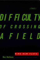 The difficulty of crossing a field