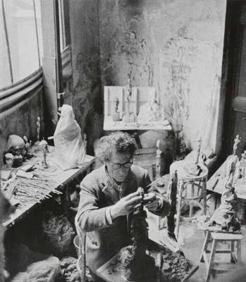 Alberto Giacometti / Yves Klein