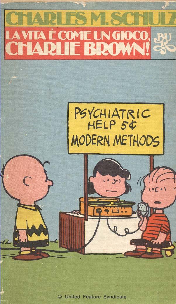La vita è come un gioco, Charlie Brown!