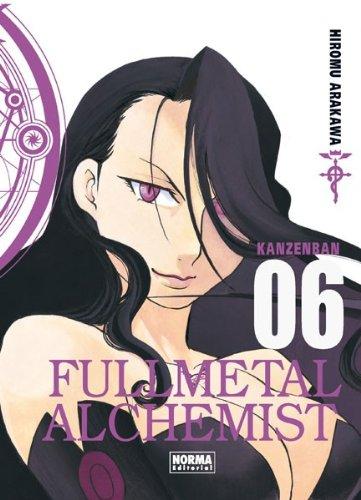Fullmetal Alchemist Kanzenban #6 (de 18)