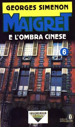 Maigret e l'ombra cinese