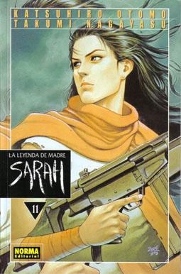 La leyenda de madre Sarah #11 (de 12)