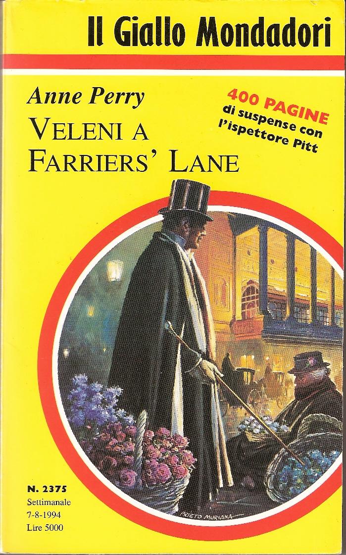 Veleni a Farrier's Lane