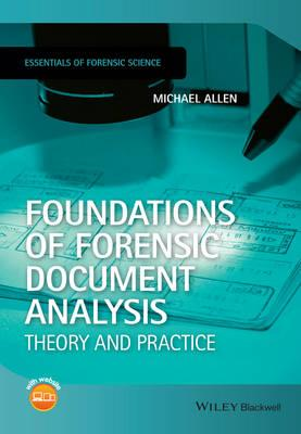 Foundations of Forensic Document Analysis