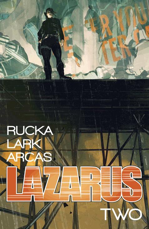 Lazarus, Vol. 2