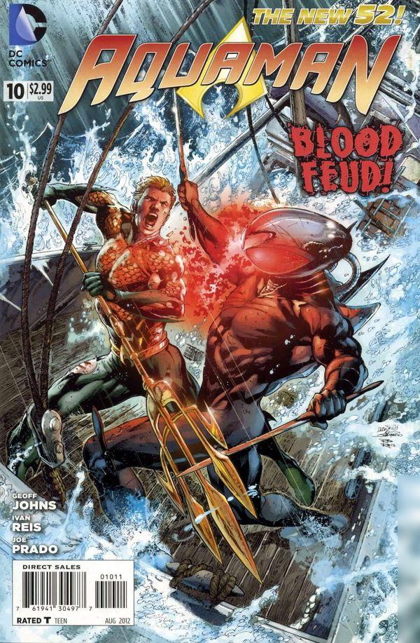 Aquaman Vol.7 #10