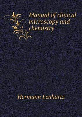 Manual of Clinical Microscopy and Chemistry