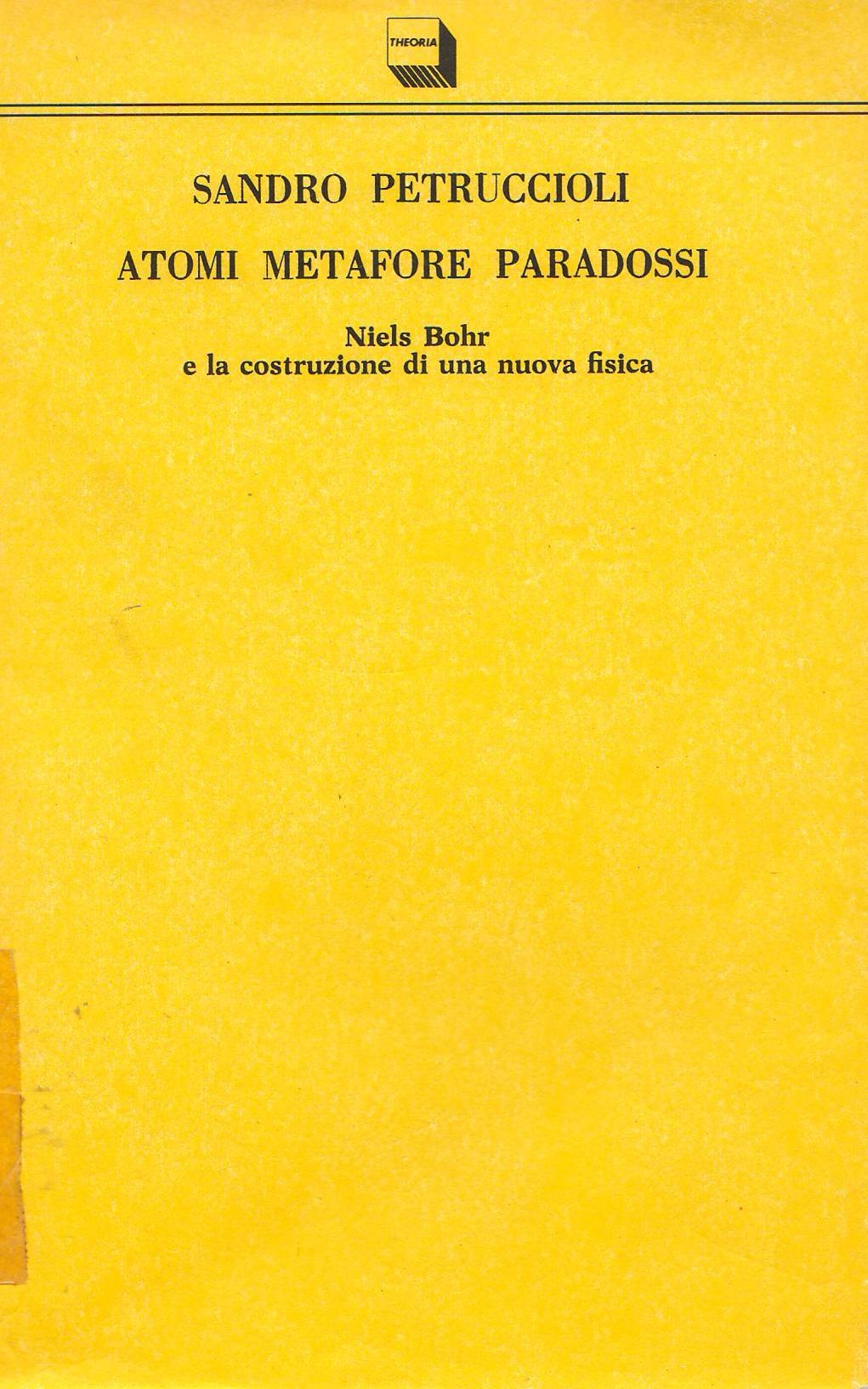 Atomi, metafore, paradossi