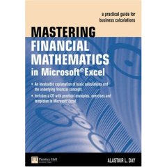 Mastering Financial Mathematics with Excel