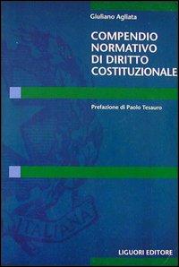 Compendio normativo di diritto costituzionale
