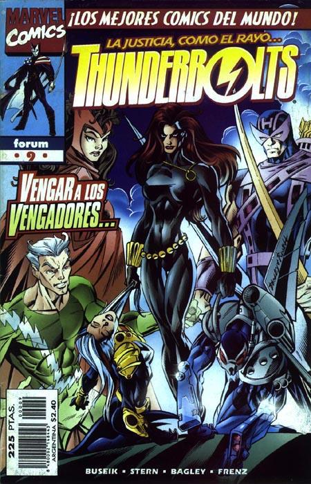 Thunderbolts Vol.1 #9 (de 40)