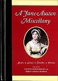 A Jane Austen Miscellany