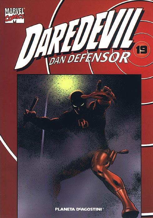 Coleccionable Daredevil/Dan Defensor Vol.1 #19 (de 25)
