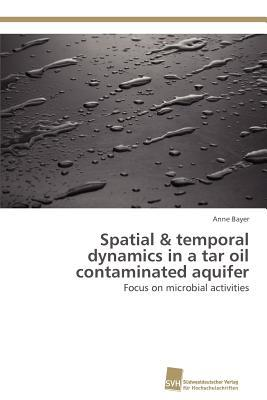 Spatial & temporal dynamics in a tar oil contaminated aquifer
