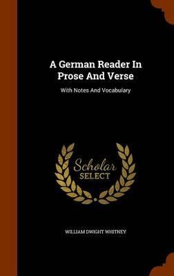 A German Reader in P...