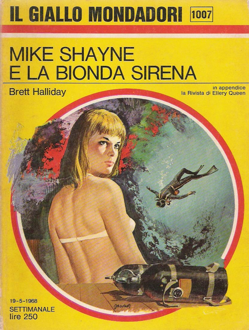 Mike Shayne e la bio...