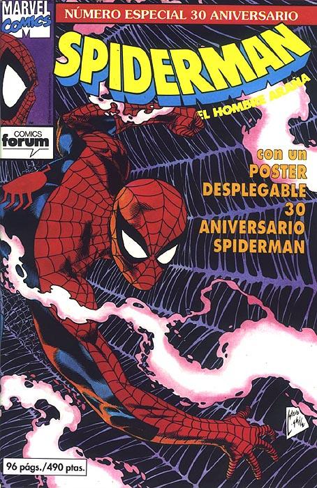 Spiderman: Número especial 30 aniversario