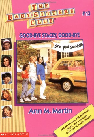 Good-Bye Stacey, Good-Bye