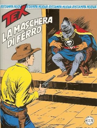 Tex Nuova Ristampa n. 232