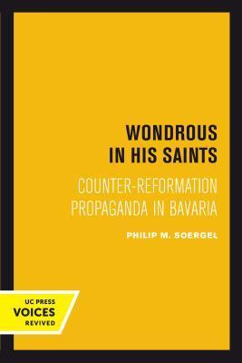 Wondrous in His Saints