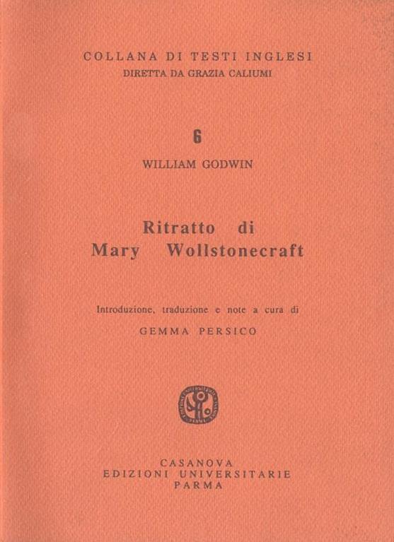 Ritratto di Mary Wollstonecraft
