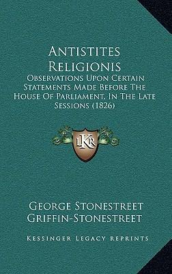 Antistites Religionis