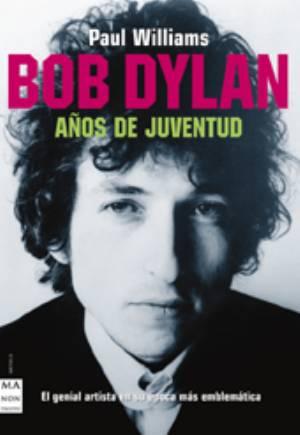 Bob Dylan anos de juventud