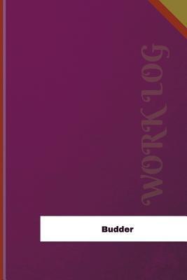 Budder Work Log
