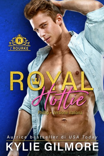 Royal Hottie - Phillip