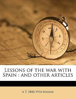 Lessons of the War with Spain