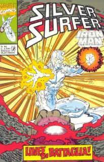 Silver Surfer n. 50 ...