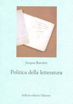 Politica della letteratura