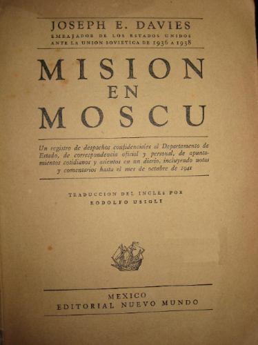 Misión en Moscú