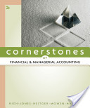 Cornerstones of Financial and Managerial Accounting