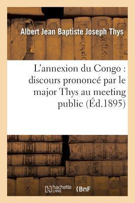 L'Annexion du Congo