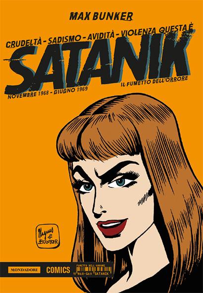 Satanik vol. 11