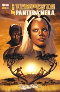 X-Men: Tempesta e Pantera Nera - il matrimonio parte 1 (di 2)